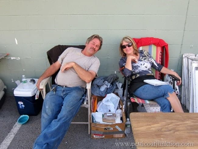 The Hearland Hoarder Favorite Nashville Flea Market Vendors