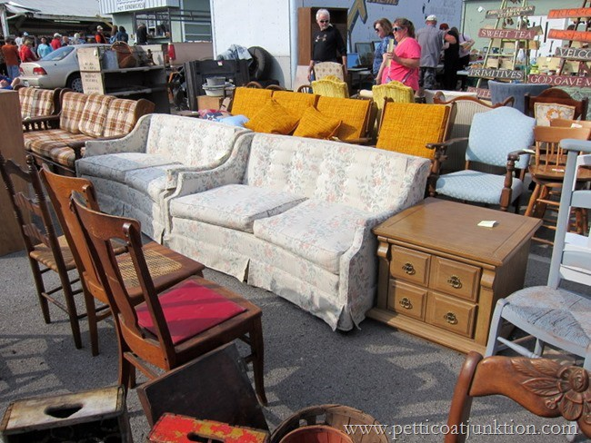 furniture Nashville Flea Market Petticoat Junktion
