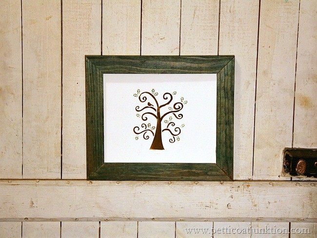 partridge in a pear tree wall decor craft Petticoat Junktion