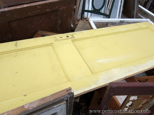 yellow door project Petticoat Junktion shopping trip