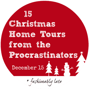 15 Christmas Home Tours from the Procrastinators