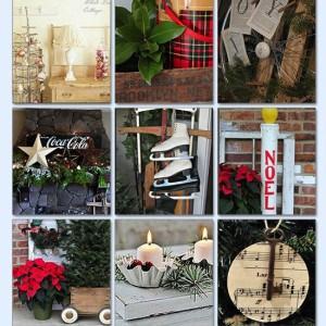 19 Vintage Christmas Decorating Ideas On Hometalk