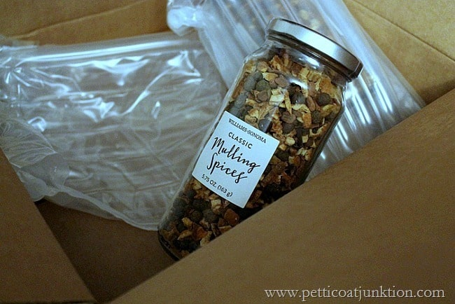 Williams-Sonoma Mulling Spices For Cider Petticoat Junktion