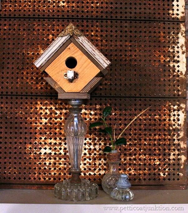 Decorative Birdhouse Tutorial Petticoat Junktion diy