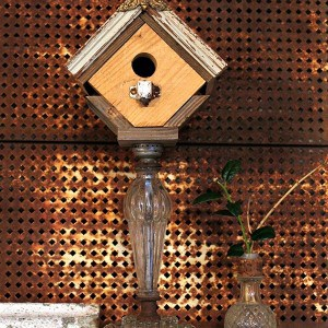 Decorative Birdhouse Tutorial | Junk Project