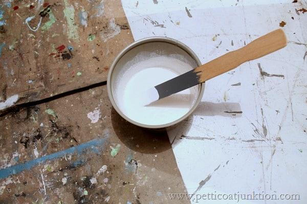 Milk Paint project Petticoat Junktion