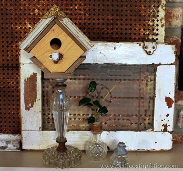 Project Tutorial Decorative Birdhouse Petticoat Junktion