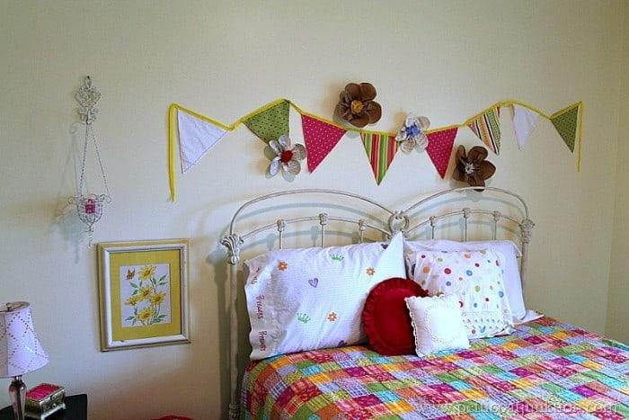 girls bedroom diy decor ideas petticoat junktion