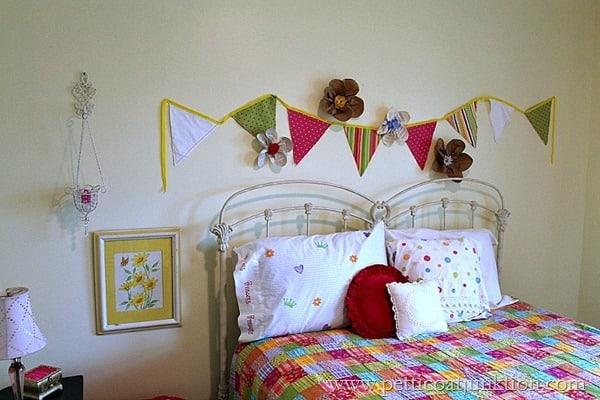 girls bedroom decorations Petticoat Junktion