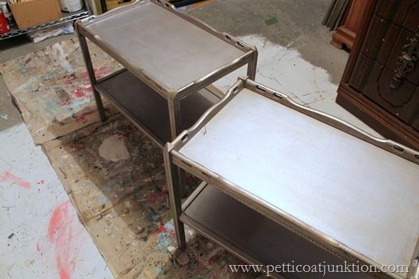 table paint project Petticoat Junktion