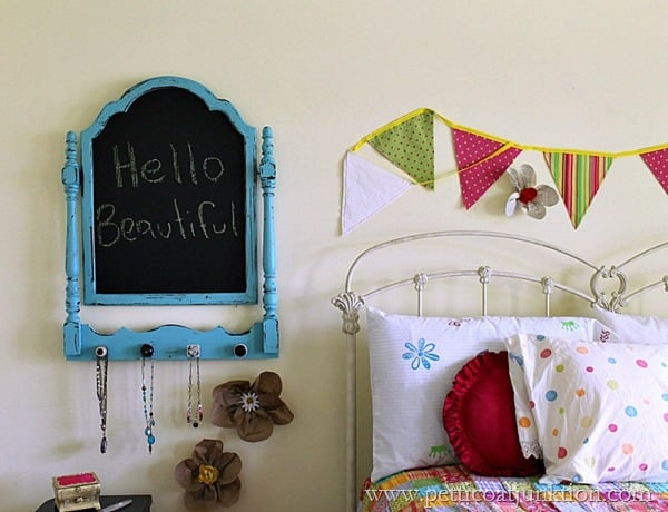 girls bedroom diy decor ideas