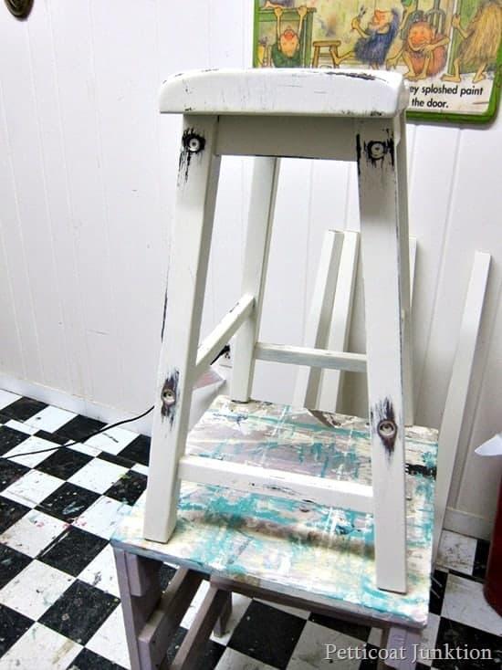 distressed furniture furniture painting workshop Petticoat Junktion