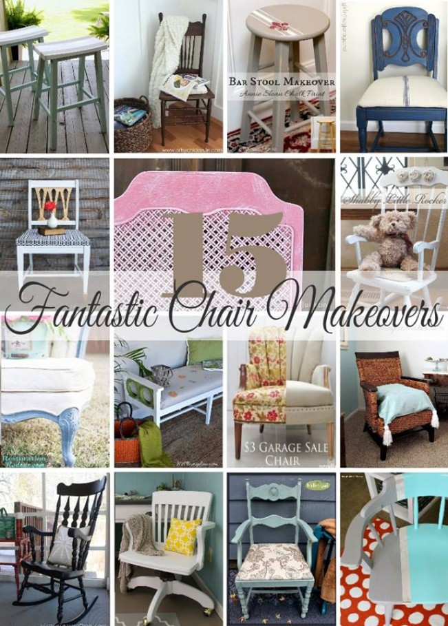 fantastic chair makeovers
