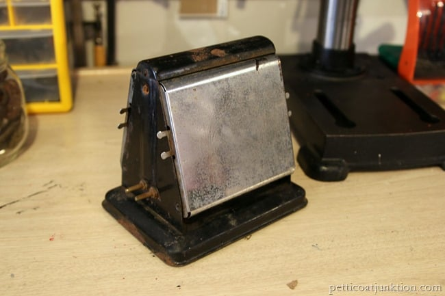 vintage toaster Petticoat Junktion