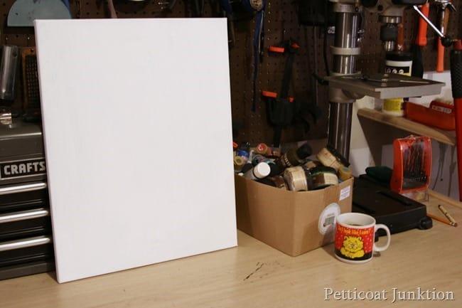 diy art project supplies Petticoat Junktion