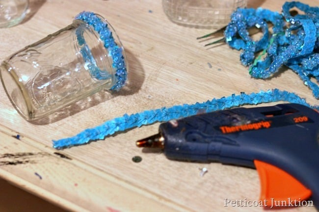 mason jar craft project Petticoat Junktion