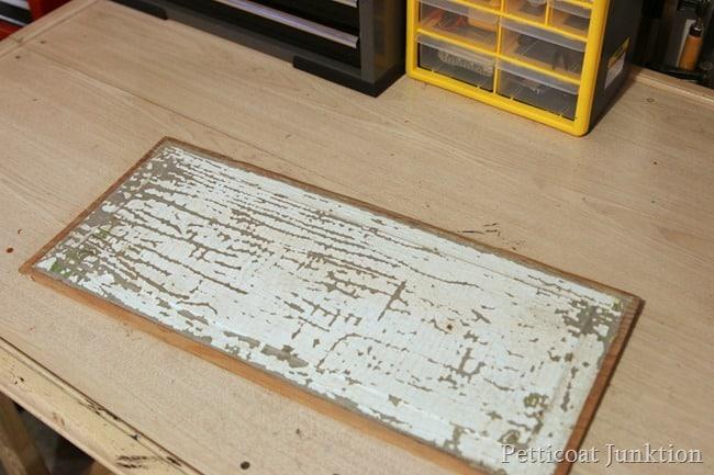 reclaimed wood board Petticoat Junktion