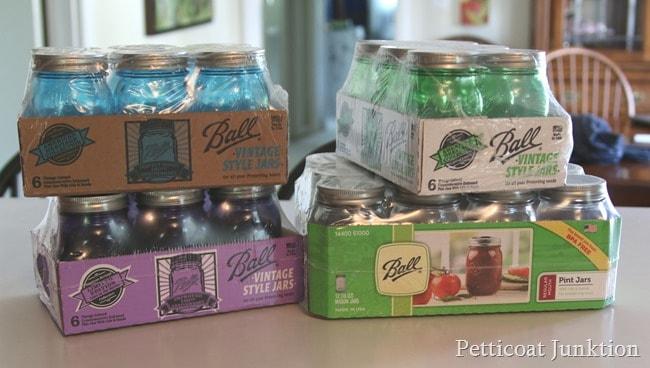 Ball Jars For mason jar crafts Petticoat Junktion