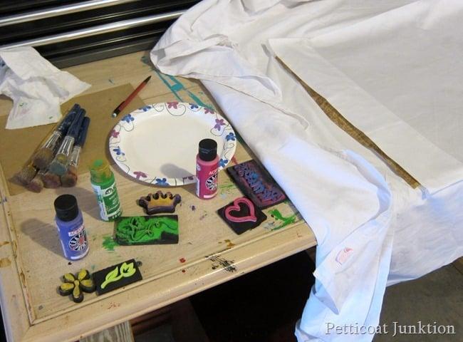 craft project Petticoat Junktion