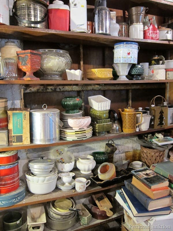 junk treasures Petticoat Junktion shopping