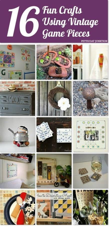 16-fun-crafts-using-vintage-game-pieces-Petticoat-Junktion-Hometalk-board.jpg