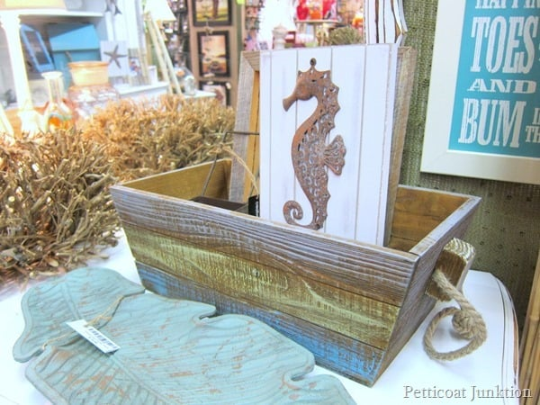 Metal Seahorse Beach Inspired Home Decor Alyssas Antique Depot 23