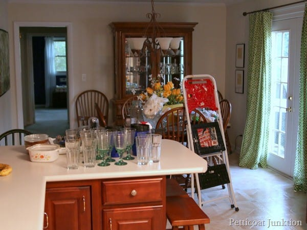 decluttering my home room by room Petticoat Junktion