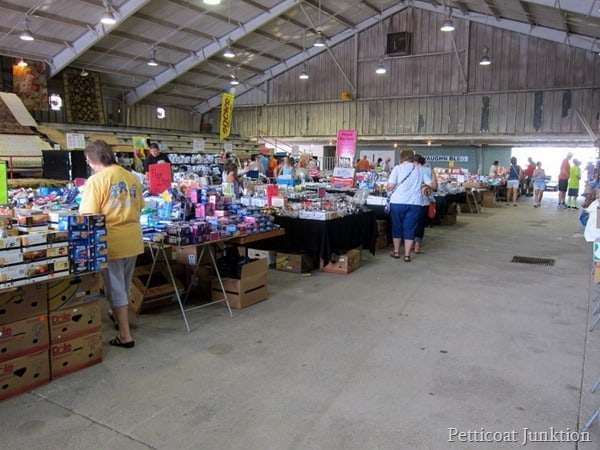 Nashville Flea Market Information Including Times and Dates