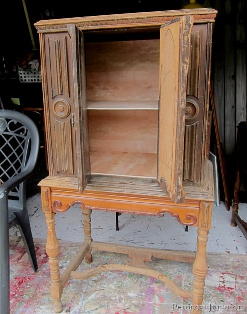 furniture repair repurpose transformation Petticoat Junktion