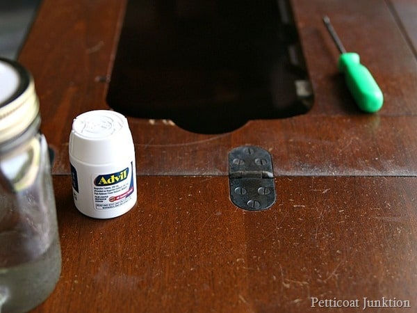 advil to relieve aches and pains from diy projects