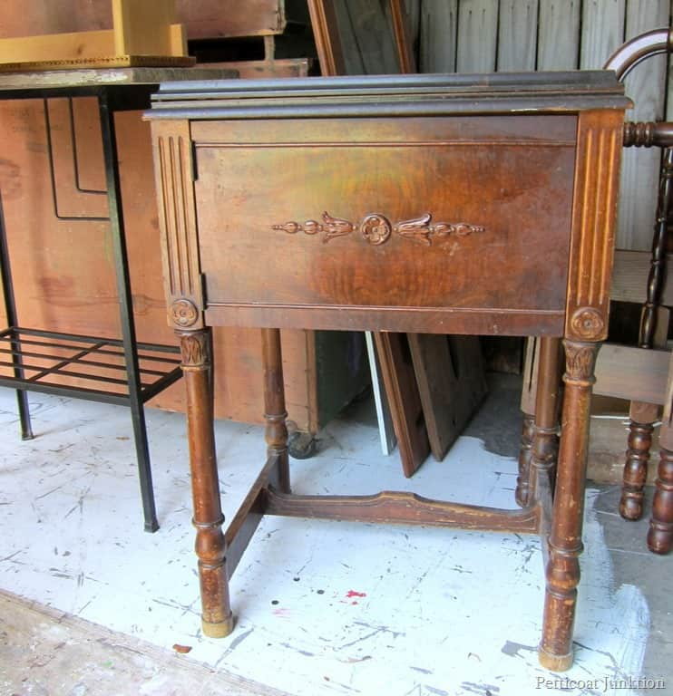 how to repurpose vintage furniture sweepstakes details