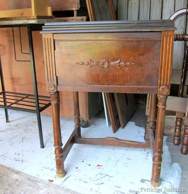 How To Repurpose Vintage Furniture Sweepstakes Details Petticoat Junktion
