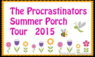 the procrastinators summer porch tour 2015