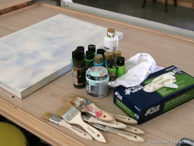 art project Petticoat Junktion DIY Fail
