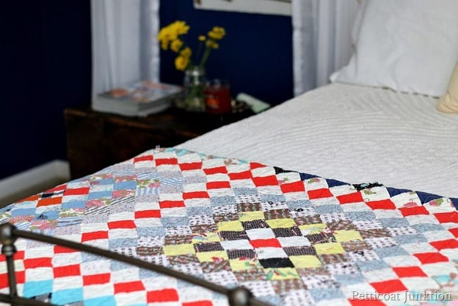 quilts are warm and inviting Petticoat Junktion