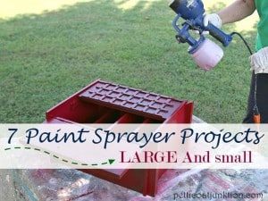 7 Paint Sprayer Projects Large And Small
