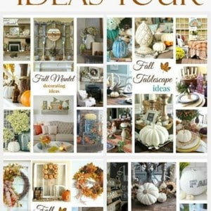 Fall Decorating Ideas | Mantels | Tables | Wreaths | Crafts