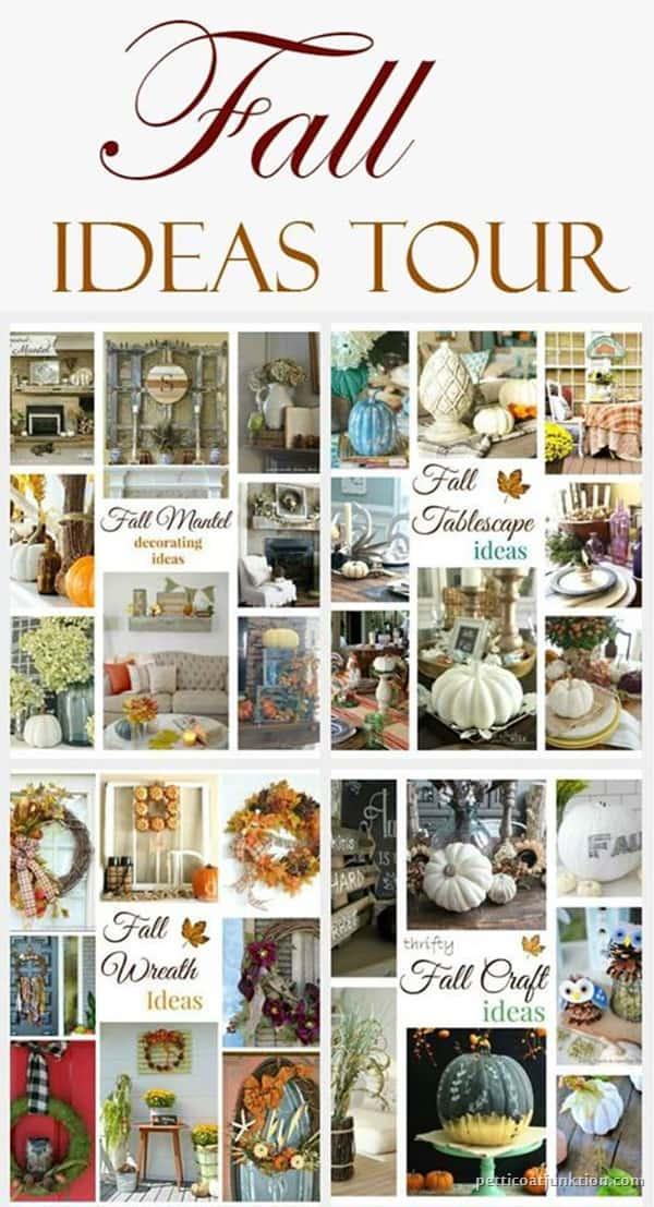 Fall Ideas Tour Petticoat Junktion