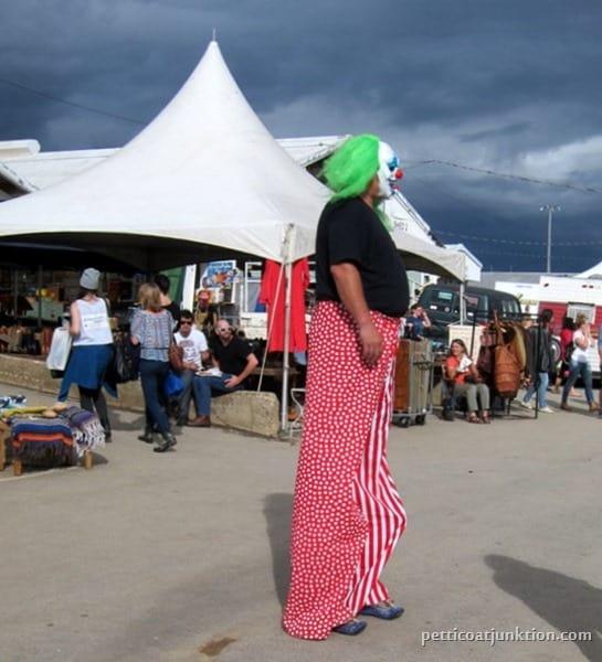 Goblin Nashville Flea Market Petticoat Junktion shopping trip