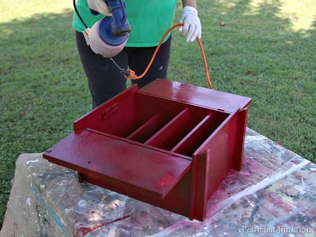 HomeRight finish max paint sprayer Petticoat Junktion