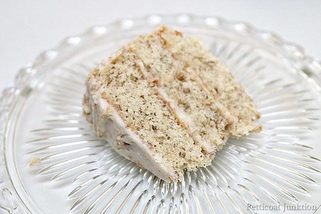 Italian Cream Cake Petticoat Junktion Birthday cake recipe
