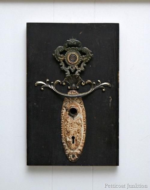 RosaAnne Angel no.1 Petticoat Junktion art assemblage