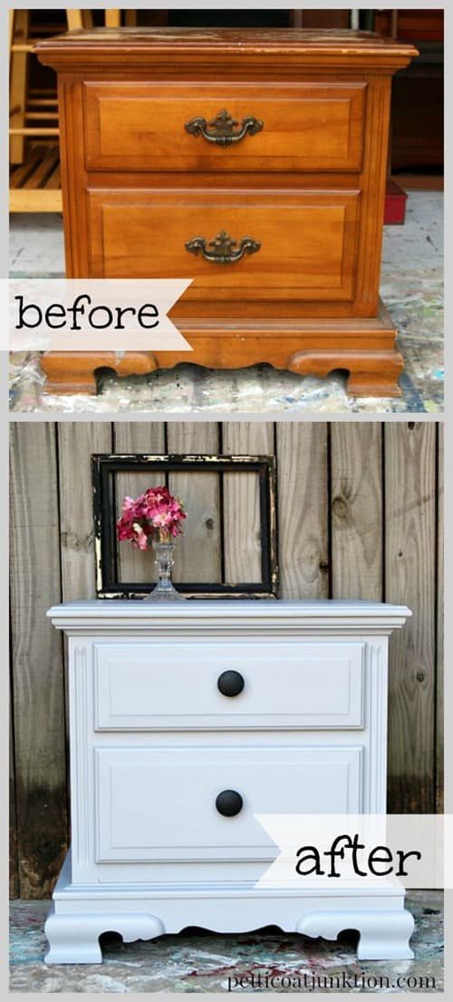 Amazing Tres Chic Furniture Makeover Petticoat Junktion Decoupage Project