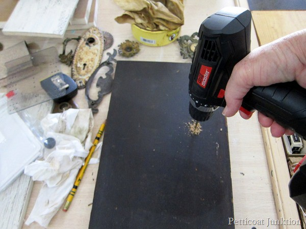 electric drill Petticoat JUnktion