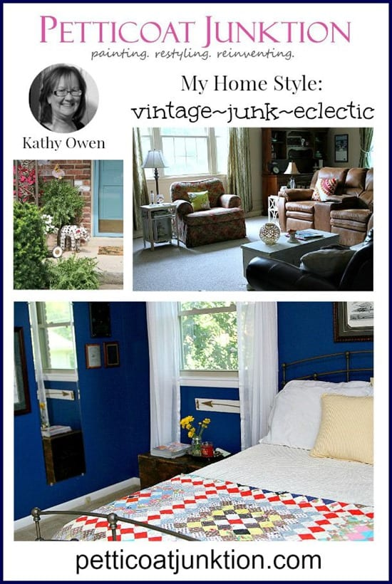 my home style vintage junk eclectic Petticoat Junktion 1