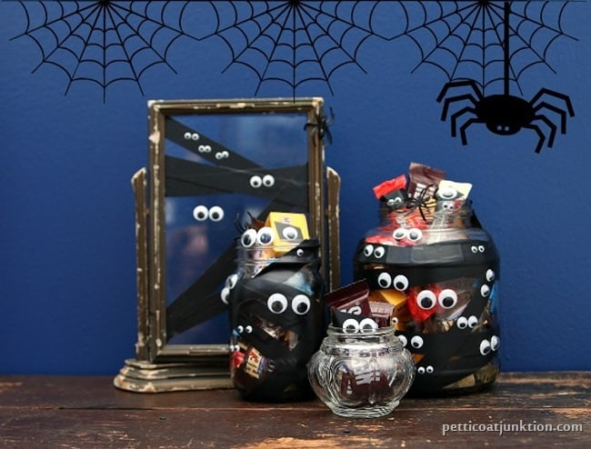 Cute Googly Eyes Treat Containers Petticoat Junktion