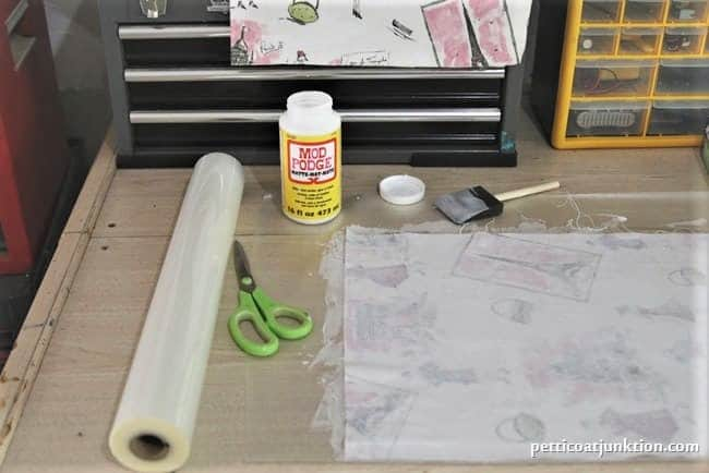 how to change furniture hardware and decoupage furniture