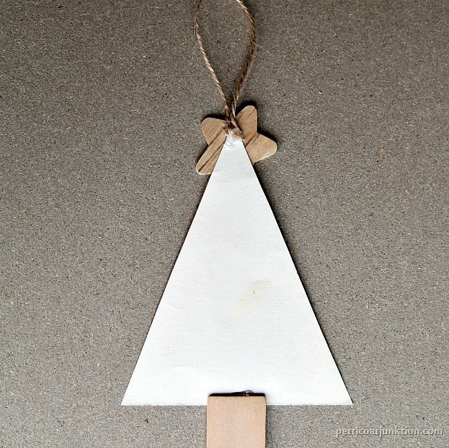 how to make Christmas ornaments Petticoat Junktion