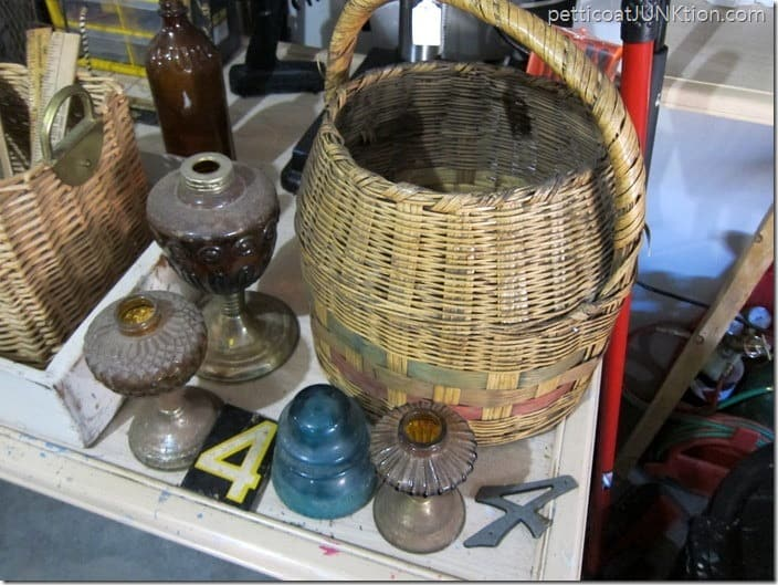 Beautiful Amber Glass Oil Lamp Bases For Decorating Petticoat Junktion