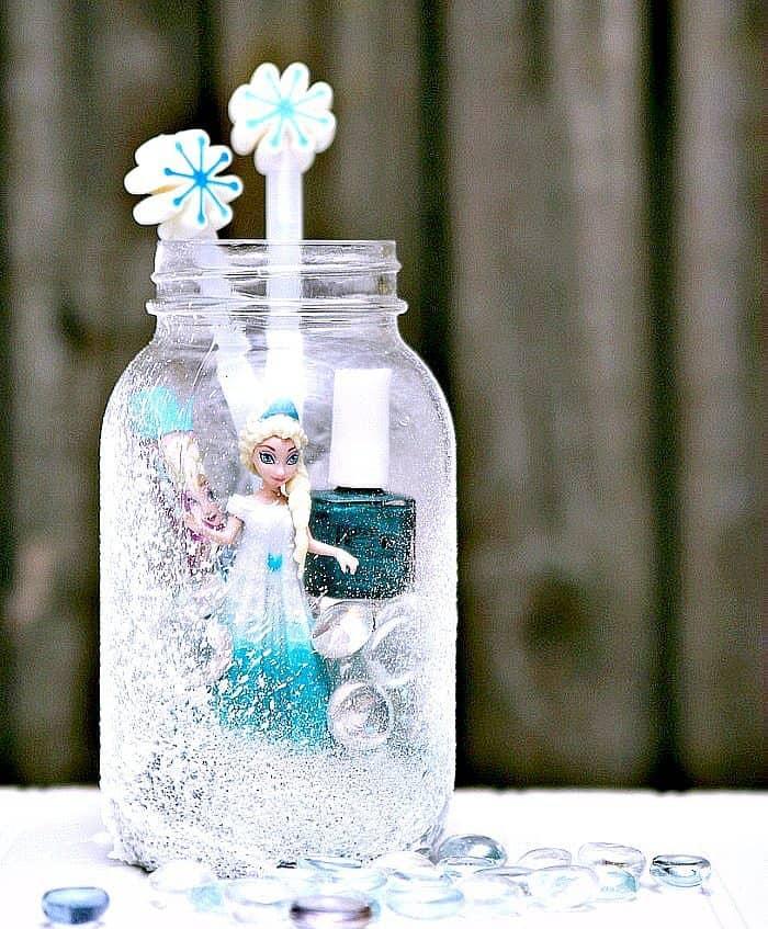 Elsa Christmas Gift DIY